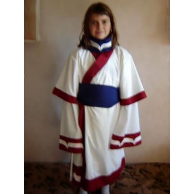 Utawarerumono Cosplay, Eruru Kimono Outfit