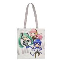Hatsune Miku Tote Bag Chibi Piapro Characters