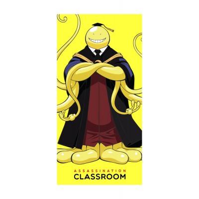 Assassination Classroom Towel Koro Sensei 70 x 35 cm