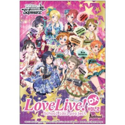 Weiß Schwarz - Booster Pack: Love Live! DX Vol.2 - EN