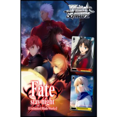 Weiß Schwarz - Booster pack: Fate/stay night [Unlimited Blade Works] - EN
