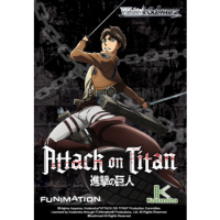Weiß Schwarz - Booster pack: Attack on Titan - EN