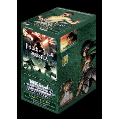 Weiß Schwarz - Booster Pack: Attack on Titan Vol.2 - EN