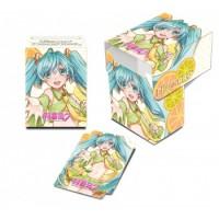 UP - Full-View Deck Box - Hatsune Miku - Summertime