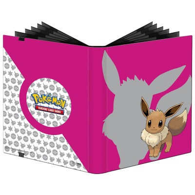 Eevee 2019 9-Pocket Pro-Binder for Pokémon