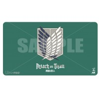 Attack on Titan Playmat - The Survey Corps